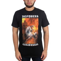 Deftones - Mens California Rider T-Shirt