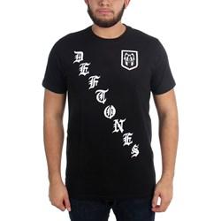 Deftones - Mens Black Rangers T-Shirt