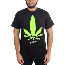 Pepper - Mens Surf Weed T-Shirt