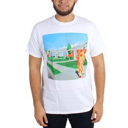 Bad Religion - Mens Suffer Album Cover T-Shirt