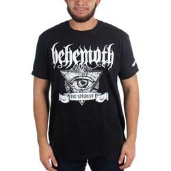 Behemoth - Mens The Satanist Banner T-Shirt
