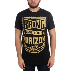 Bring Me The Horizon - Mens Dynamite Shield T-Shirt
