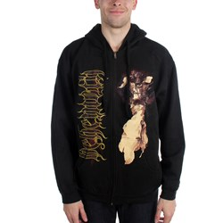 Behemoth - Mens Angel Zip Up Hoodie