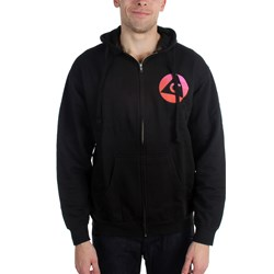 Com Truise - Mens Coil Zip Up Hoodie