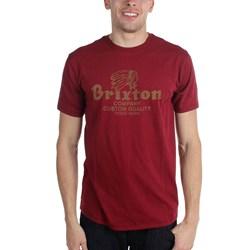Brixton - Mens Tanka Premium T-Shirt