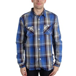 Stussy - Mens Big Mac Plaid Woven