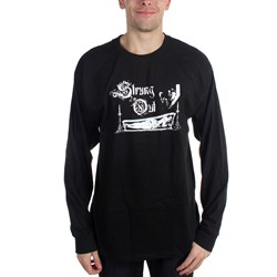 Strung Out - Mens Coffin Longsleeve Long Sleeve T-Shirt