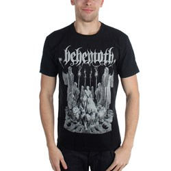 Behemoth - Mens Corpse Candle T-Shirt