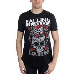 Falling In Reverse - Mens Fuck The Rest T-Shirt