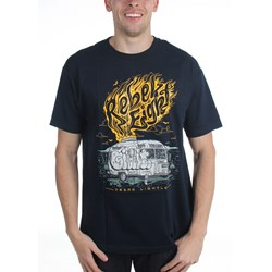 Rebel8 - Mens Tread Lightly T-Shirt