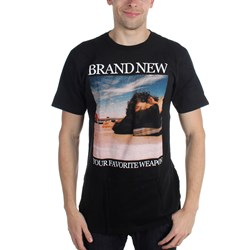 Brand New - Mens Your Favorite Weapon T-Shirt