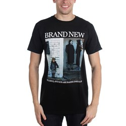 Brand New - Mens The Devil And God Are Raging Inside Me T-Shirt