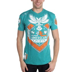 American Fighter - Mens Woodbury T-Shirt