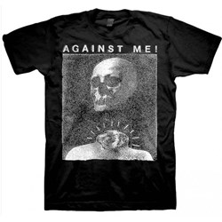 Against Me - Mens Video T-Shirt