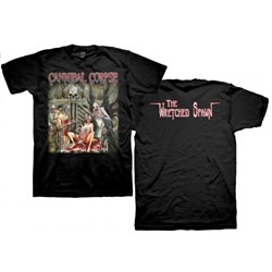 Cannibal Corpse - Mens The Wretched Spawn T-Shirt
