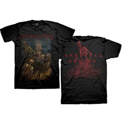 Cannibal Corpse - Mens Skeletons Tree T-Shirt