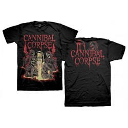 Cannibal Corpse - Mens Acid T-Shirt