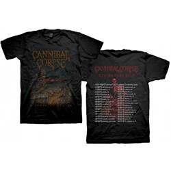 Cannibal Corpse - Mens Skeletal Domain Winter 2015 T-Shirt