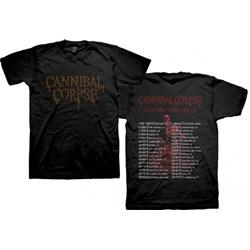 Cannibal Corpse - Mens Logo Winter 2015 T-Shirt