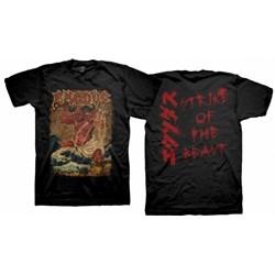 Exodus - Mens Oni Strike of the Beast T-Shirts