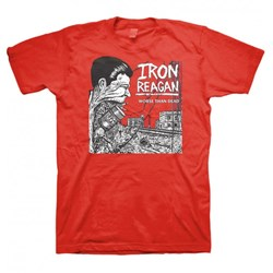 Iron Reagan - Mens Worse Than Dead T-Shirt