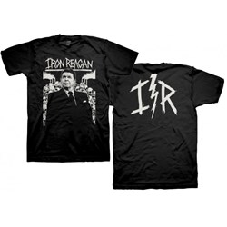Iron Reagan - Mens Ronnie IR T-Shirt