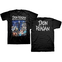 Iron Reagan - Mens Floating Reagan Design T-Shirt