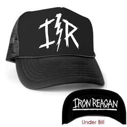 Iron Reagan - Mens IR Lightening Bolt Hat