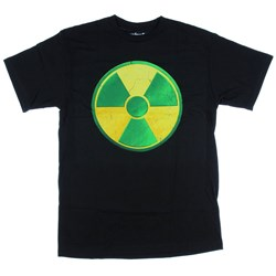 Hulk Radiation - Mens Symbol 30 Single T-Shirt