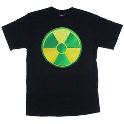 Hulk Radiation - Mens Symbol 30 Single T-Shirt