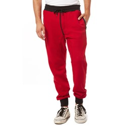 True Religion - Mens Exposed Zip Sweatpant