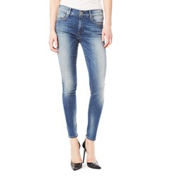 True Religion - Womens Halle Super Skinny Jeans