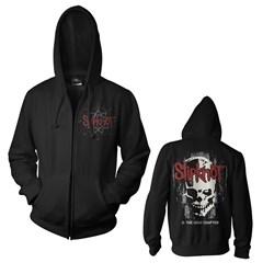 Slipknot - Mens Skull Back Hoodie