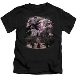 The Dark Crystal - Power Mad Little Boys T-Shirt In Black