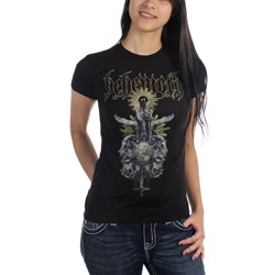 Behemoth - Womens Divided States T-Shirt
