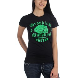 Dropkick Murphys - Womens Shipping up T-Shirt