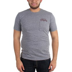 Brixton - Mens Wanderer Pocket T-Shirt