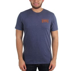 Brixton - Mens Petrol Premium T-Shirt