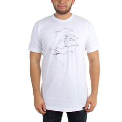 Pink Dolphin - Mens Waves Depth T-Shirt