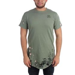 Civil - Mens Hell & Back Thrashed Drop T-Shirt