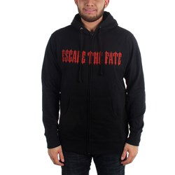 Escape The Fate - Lips Of Death Mens Hoodie In Black