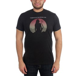 Queens of the Stone Age - Mens Succubus Fitted T-Shirt in Vintage Black
