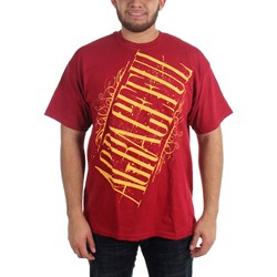 A Graceful - The Great One Mens T-shirt in Red