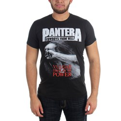 Pantera - Vulgar Display Of Power Mens S/S T-Shirt In Black