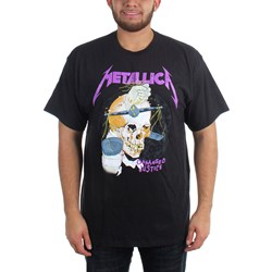 Metallica - Mens Harvester Of Sorrow T-Shirt