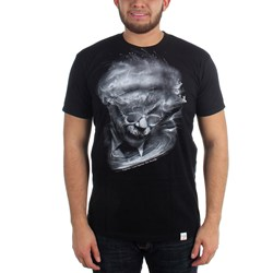 Albert Guys T-shirt in Black by Imaginary Foundation