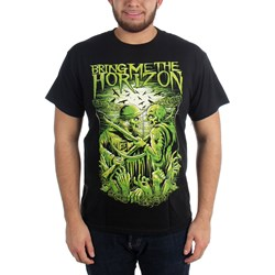 Bring Me The Horizon - Wwiii Mens T-Shirt In Black