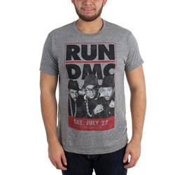 Run Dmc - Mens Vintage Tour T-Shirt