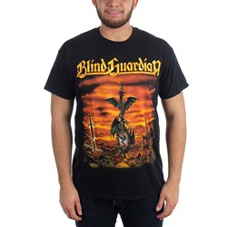 Blind Guardian - A Past And Future Secret Adult T-Shirt