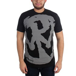 Pennywise - Mens Grey Discharge Slimfit T-Shirt